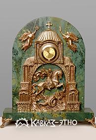 Часы «Храм Георгия Победоносца»