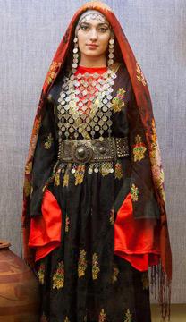 Дагестанский традиционный костюм