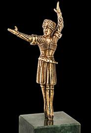 Скульптура «Танец»