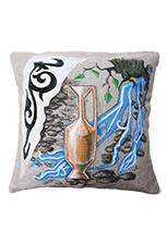 Декоративная подушка «Горный родник»