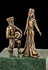 Скульптура «Дуэт»